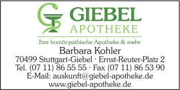 Giebel-Apotheke